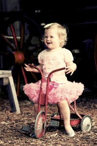 Boutique little girls clothing