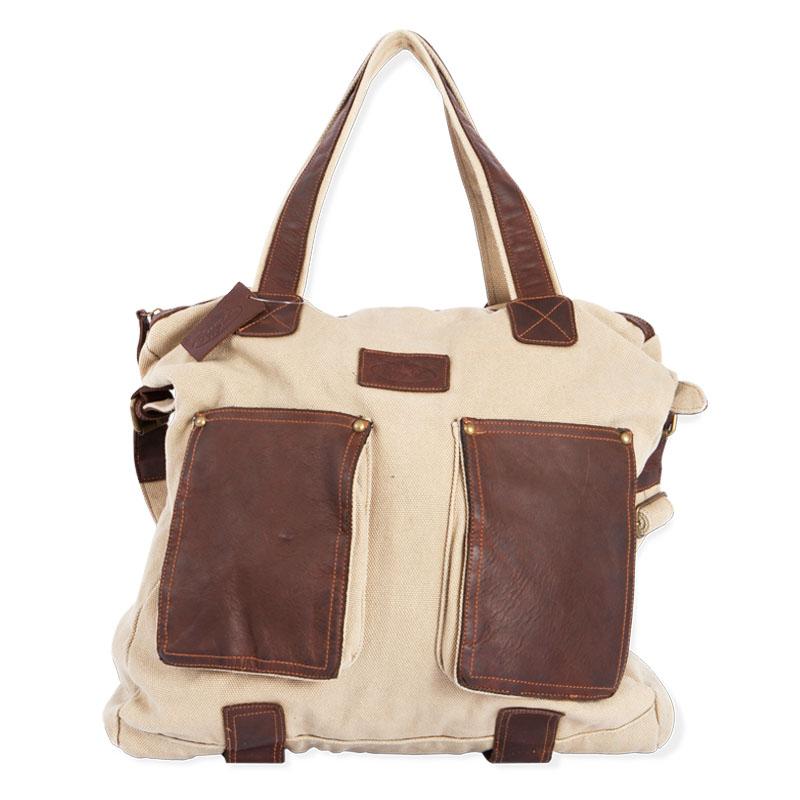The Satchel shoulder bag